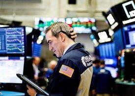 Фондовые индексы США снизились после неудачных переговоров Штатов с Северной Кореей