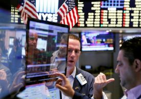 Состояние американского биржевого рынка