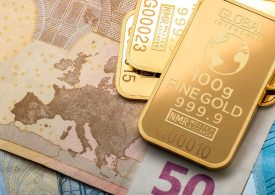 Global precious metals market revived again: gold and palladium went up