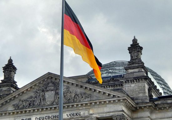 The German economy growth slows down
