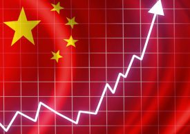 What is the influence of the Chinese economy on the global financial environment?