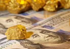 Russian gold - as a replacement for the dollar