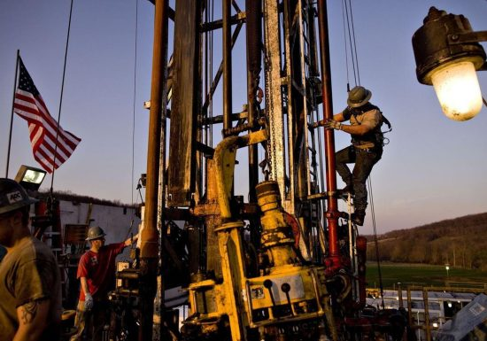 US shale oil production: the state of the global market