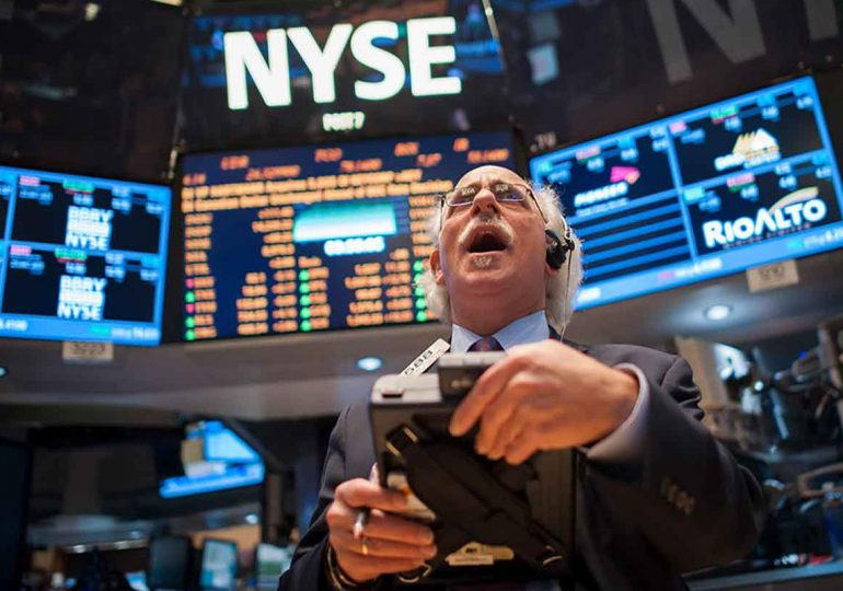 US stock indexes fell after unsuccessful US negotiations with North Korea