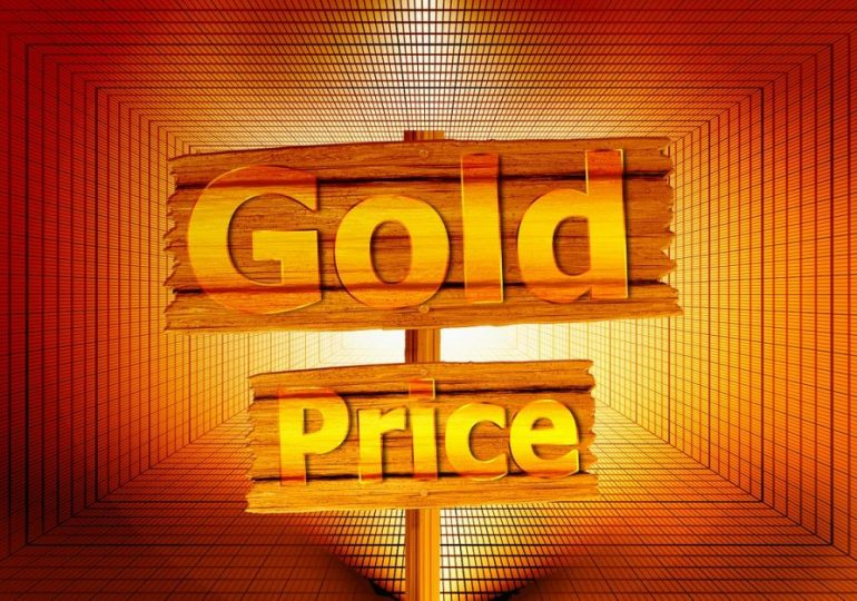 How does the financial gold market work