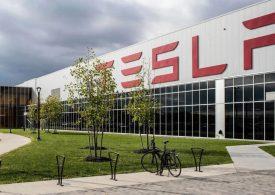 Где будет располагаться первый европейский завод Tesla