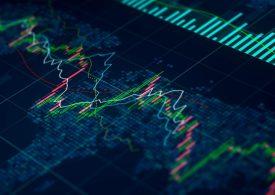 Американские фондовые индексы растут на фондовых биржах