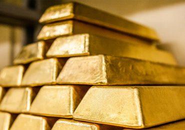 С начала года увеличился вывоз золота из России