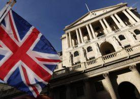 Великобритания начала продавать облигации с отрицательной доходностью