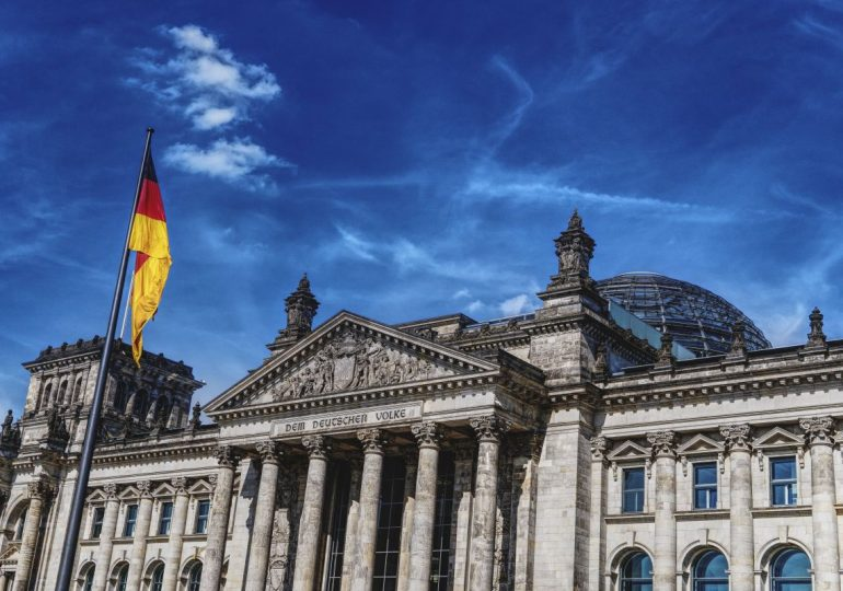 В 3 квартале 2020 года зафиксирован рекордный рост экономики Германии
