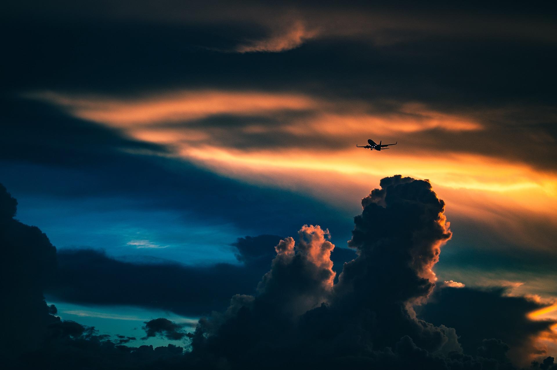 пассажирские перелеты